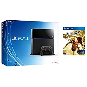 Comprar Consola PS4 500GB + Final Fantasy Type-0 HD