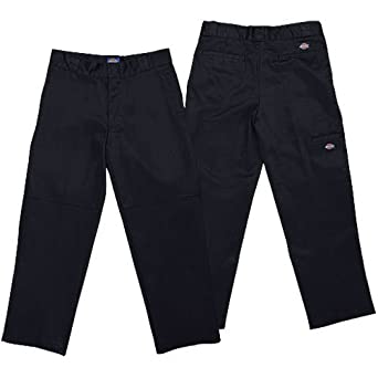 Amazon Com Dickies Double Knee Cell Phone Pocket Pant Big K Sz