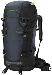 Marmot Centaur 38 Pack, Large, Grey