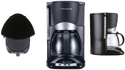 Rowenta cg378 Cafetiere Cafetiere Filtro programable 13 tazas y +: Amazon.es: Hogar