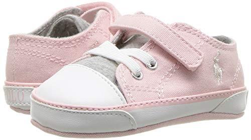 Pictures of POLO RALPH LAUREN Kids Girls' Koni Crib RL100267L Light Pink 4