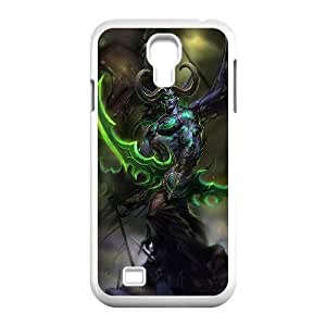 Illidan Stormrage Samsung Galaxy S4 9500 Cell Phone Case White Delicate gift JIS_236430