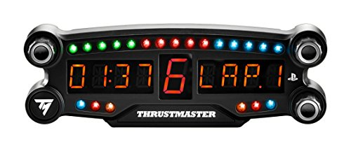 ThrustMaster – Unidad Indicadora Bluetooth: BT Led Display, Licencia Oficial (PS4)