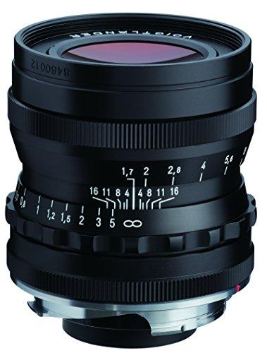 Voigtlander 35mm f/1.7 Ultron Black Aspherical Leica M Mount