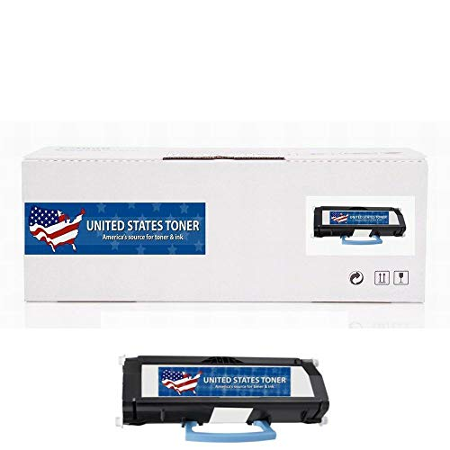 6000-page PK941 Toner Cartridge for Dell 2330 2330dn 2350d 2350dn Laser Printers, United States Toner Brand, STMC Certified by United States Toner. ()