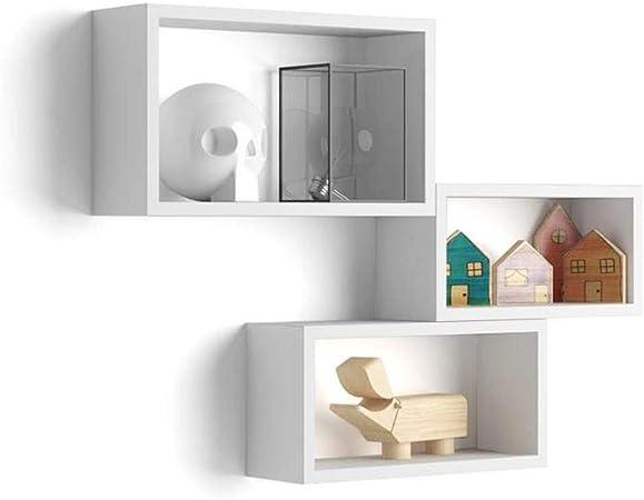 Amazon.it: Mobili Fiver Mensole da muro Porta oggetti