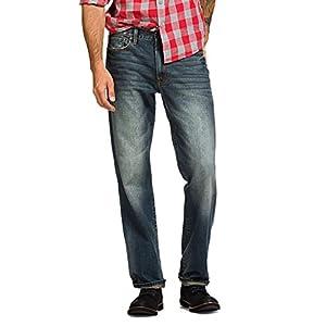 Lucky Brand Men's 361 Vintage Straight Leg Jeans in Wilder Ranch Wash