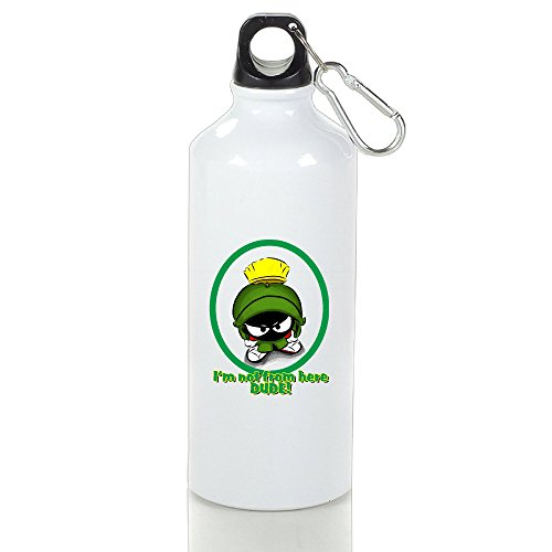 XJBD Insulation Cup Marvin The Martian Insulated Sport Kettle Size 600ml