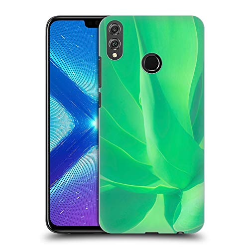 (Official Beli Aloe Vera Tropical Hard Back Case Compatible for Huawei Honor 8X / View 10 Lite)