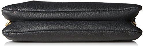 BREE Kimo 1, Black, Belt Bag - Borse a spalla Donna, Schwarz (Black), 2x10x19.5 cm (B x H T)