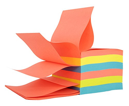 Staples Stickies Assorted Bright Pop Up product image
