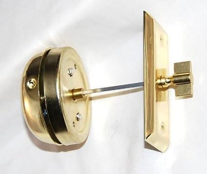 Ultra Hardware 03200 Bell Door Electric Brass & Ultra Hardware 03200 Bell Door Electric Brass - Door Chimes ...