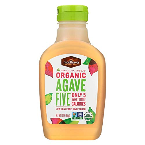MADHAVA HONEY AGAVE FIVE 6 Pack product image
