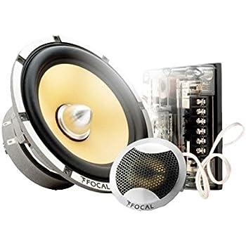 focal k2 power 165 krx2 6 5 inch high power 2 way component speaker kit car electronics. Black Bedroom Furniture Sets. Home Design Ideas