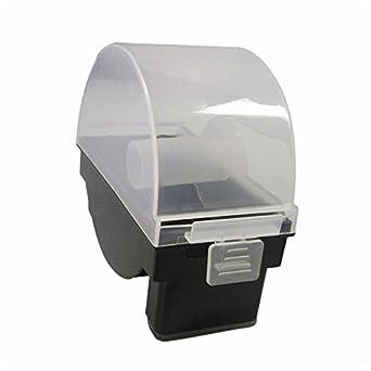 Genware nev-ll1r-2sp Dispensador de Etiquetas, Heavy Duty Rollo simple, 50 mm: Amazon.es: Industria, empresas y ciencia