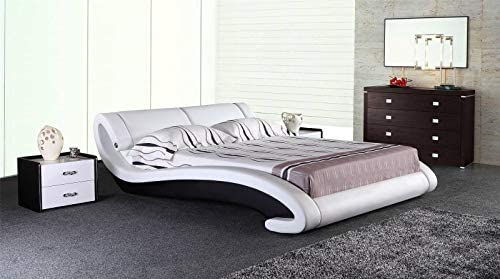 Greatime B2001 Platform Bed King