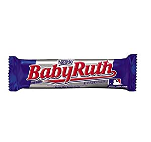 Amazon.com : Baby Ruth Nestle Baby Ruth Milk Chocolate ...
