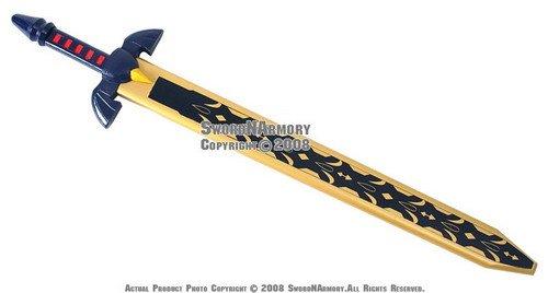 Video Game Twilight Princess Link's Master Wooden Sword