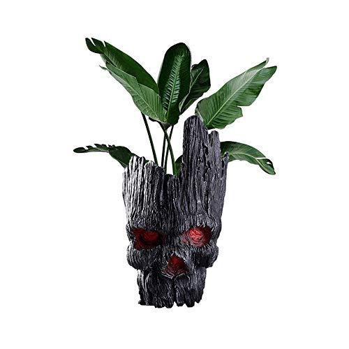 - Zerhhoa Groot- Action Figures Guardians of The Galaxy Flowerpot Baby Cute Model Toy Pen Pot - Kids Gifts (Black)