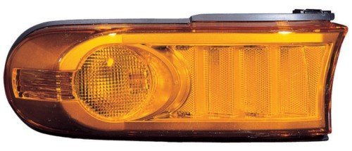 Toyota FJ Cruiser Replacement Turn Signal Light Assembly w/ Signal Light - Driver Side (Parts Fj Cruiser Body)