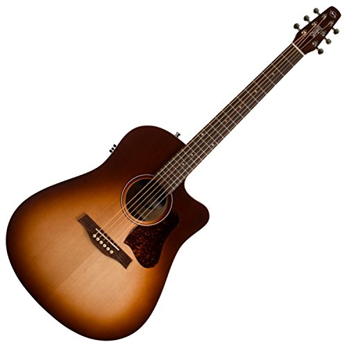Seagull Entourage Autumn Burst CW QIT Acoustic Electric Guit