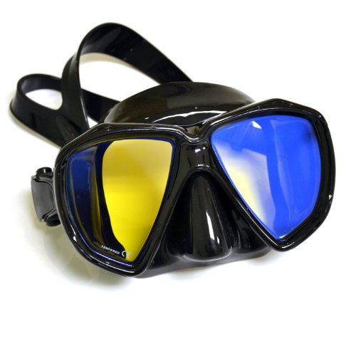 Edge Max Vision Ultra HD Mask Blk - Max Edge