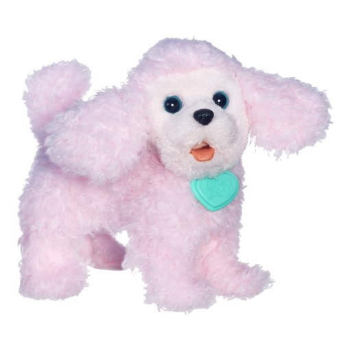 FurReal Friends Walkin Puppies Pretty Poodle Toy (Pretty Puppy)