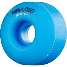 Skate One Mini-Logo C-Cut 53mm 90a Hybrid Wheels