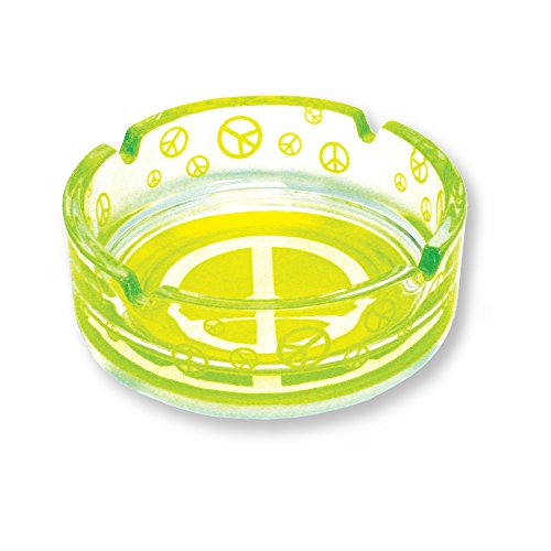 (Rockin Gear Ashtray Glass 4