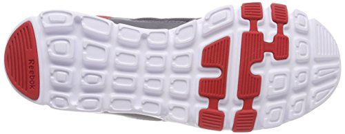 Primal Blanc Reebok Yourflex Rouge 10 Gris shark Baskets Requin Blanc Train Mt Homme Pour qv7w6q