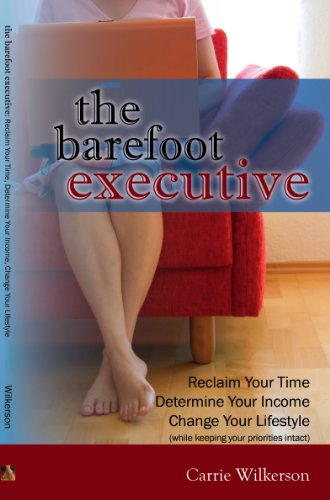 <strong>Kindle Nation Daily Readers Alert: Two Motivational Books From The Barefoot Executive Now On Kindle - Carrie Wilkerson's <em>Motivation & Encouragement By The Barefoot Executive</em><em></em> and <em>The Barefoot Executive: The Ultimate Guide for Being Your Own Boss and Achieving Financial Freedom</em></strong>