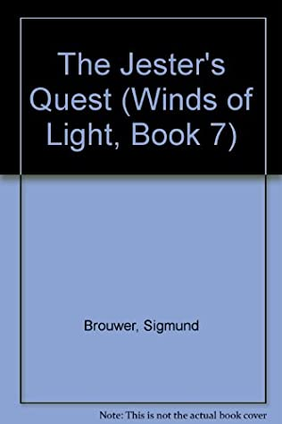 book cover of The Jester\'s Quest