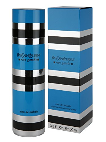 Rive Gauche By Yves Saint Laurent For Women. Eau De Toilette Spray 3.3 (Parfums Yves Saint Laurent)