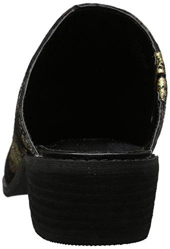 Gold Volatile Slide Sandal Women's Very Moonstruck ABwHXwq