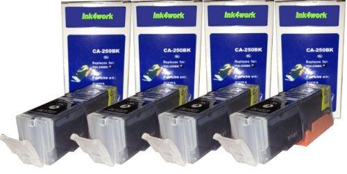 ink4work PGI 250XL Compatible Cartridge IP7220 product image