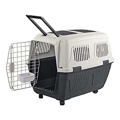Image of Pet Supplies Animal Treasures Deluxe Dog Kennel - X-Large