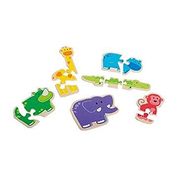 Beleduc Happy Animals Puzzle