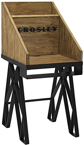 Crosley Furniture Brooklyn Turntable Stand - Natural