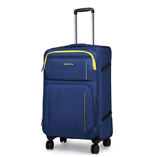 Windtook Expandable Luggage Softside Suitcase product image