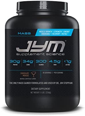 JYM Supplement Science Chocolate Mousse product image