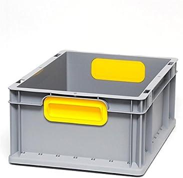 Tipo Eurobox caja Euro recipiente de 600 x 400 x 170 mm - Euro ...