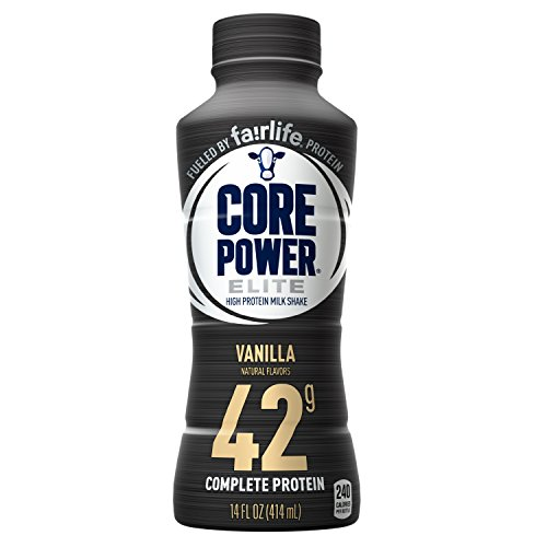 Core Power fairlife Protein bottles