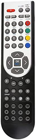Prettygood7 RC1900 - Mando a distancia para televisor OKI 32 Hitachi TV ALBA Luxor Basic VESTEL TV: Amazon.es: Bricolaje y herramientas