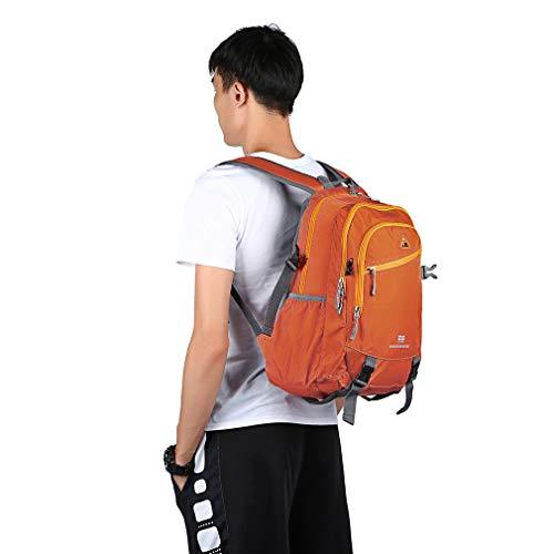 YTYC Outdoor Waterproof Mountaineering Backpack Multifunctional Travelling Bag by YTYC (Image #2)