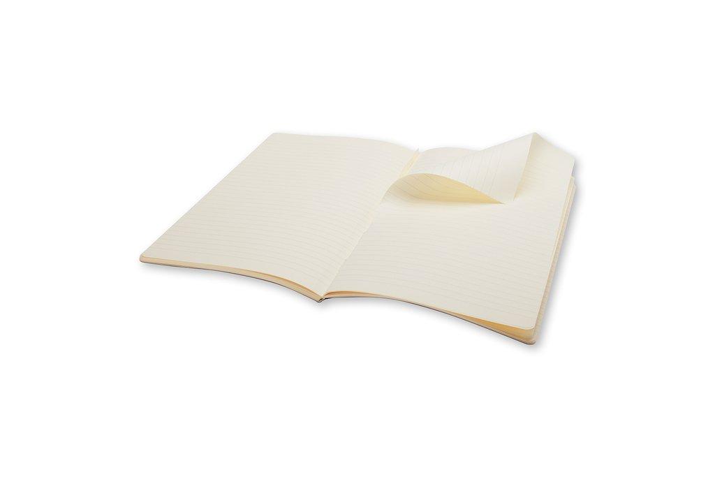 Moleskine Volant Notebook (Set of 2), Extra Small, Ruled, Orange Yellow, Cadmium Orange, Soft Cover (2.5 x 4)