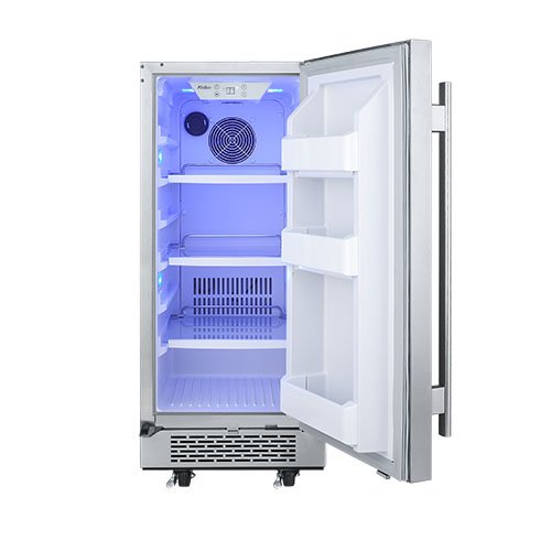 Avallon 3 3 Cu Ft 15 Quot Outdoor Built In Refrigerator
