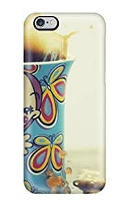 RVxGWcR1371GEhSK Snap On Case Cover Skin For Iphone 6 Plus(cup Of Coffe And Crackers)