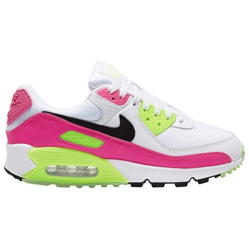 Nike Womens Air Max 90 Casual Runing Shoe Ct1030-100 Size 7.5