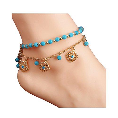 Zealmer Vintage Barefoot Bracelet Jewelry