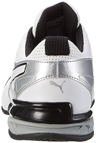 Blanco silver Tazon Fm Puma Para Cross De 6 white black Hombre Zapatillas 1wfwqxZ8